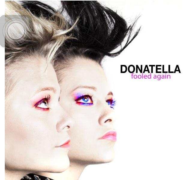 donatella fooled again cover inedito