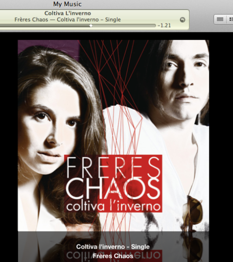 Frères Chaos coltiva d'inverno ITUNES VERSION