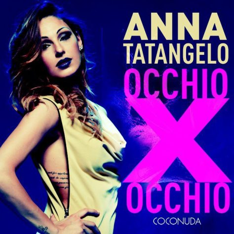 anna tatangelo OCCHIO X OCCHIO