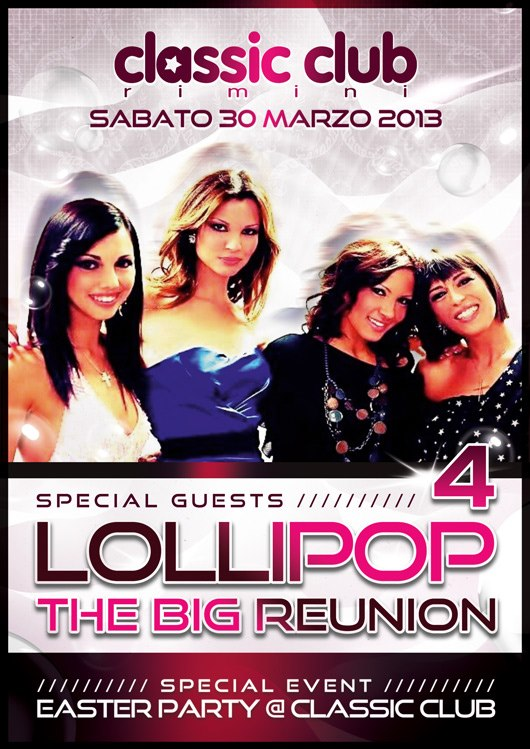 lollipop 4 RIMINI