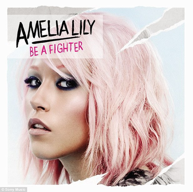 amelia-lily be a fighter