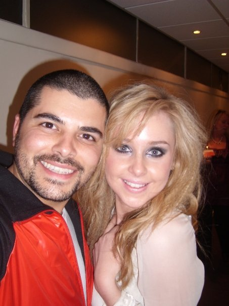igor scopelliti and diana vickers
