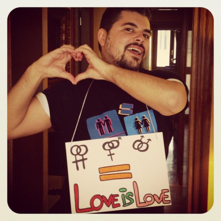 igor scopelliti love is love