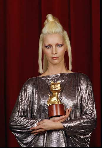 patty pravo e un telegatto