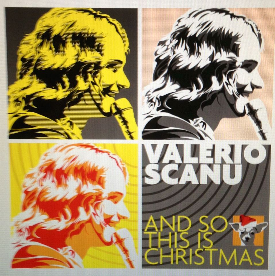 valerio scanu and so thi si christmas cover copertina