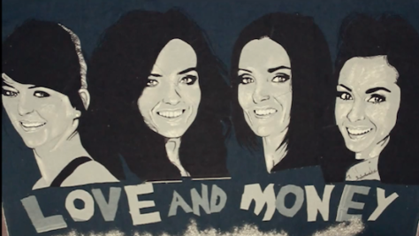 B*Witched LOVE AND MOMEY