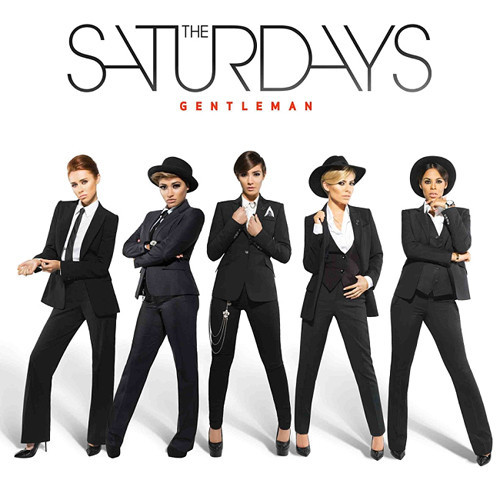the saturdays gentleman cover COPERTINA