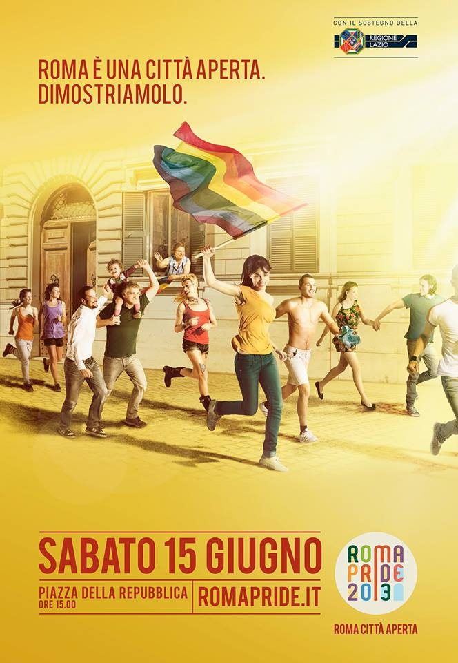Roma pride manifesto
