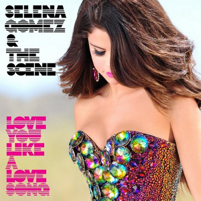 Love you like a love song selena gomez cover copertina