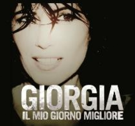 giorgia IL MIO GIORNO MIGLIORE COVER COPERTINA