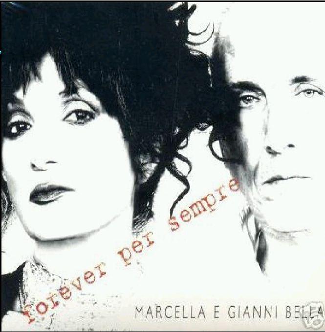 marcella gianni bella forever per sempre cover copertina