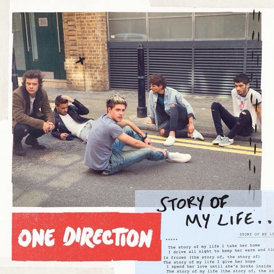 one-direction-story-of-my-life-lyrics COVER COPERTINA SINGLE