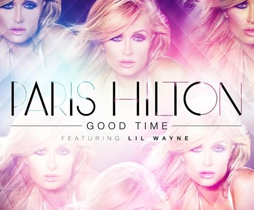 paris-hilton-good-time-cover-copertina