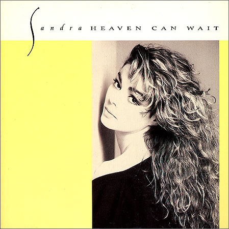 Sandra+-+Heaven+Can+Wait+-+7%22+RECORD-151 cover copertina