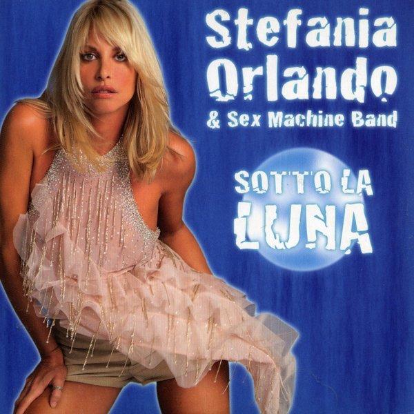 Stefania_Orlando Sex_Machine_Band_Sotto_la_luna copertia cover