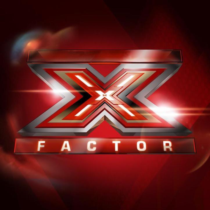 x factor 7 logo