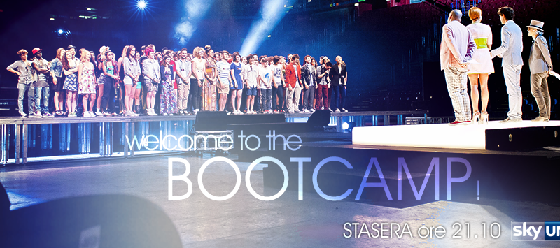 #XF7 boot camp