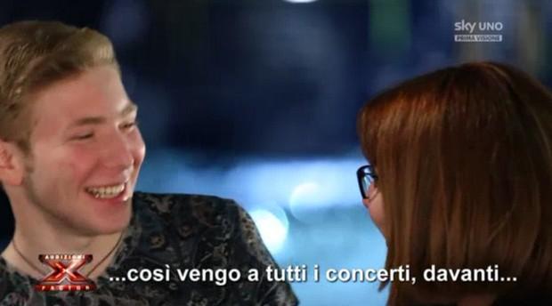 #XF7 claudio maria santillo