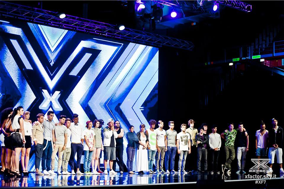 #XF7 gruppi in gruppo