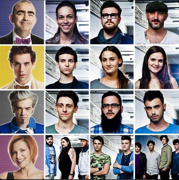 #XF7 x factor 7-concorrenti-giudici-elenco completo-anteprima-600x603-962148