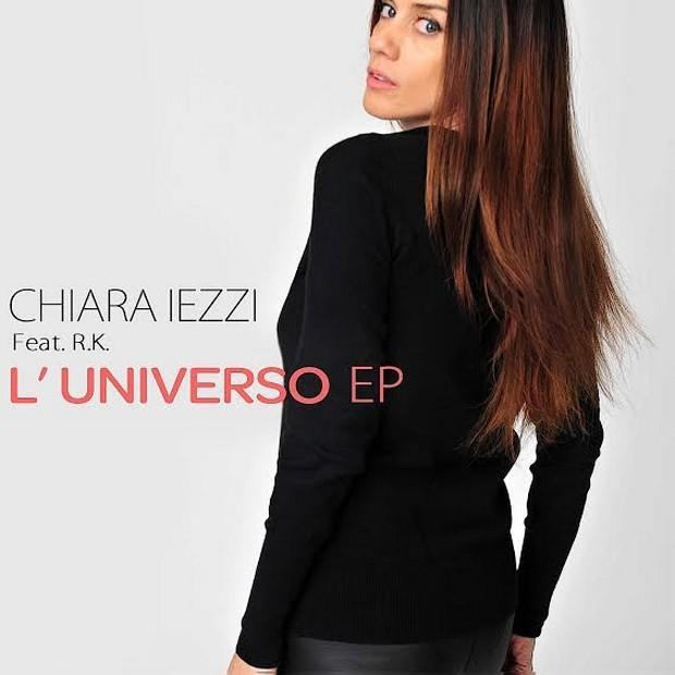 chiara-iezzi L'UNIVERSO EP COVER COPERTINA