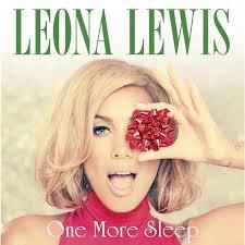 leona lewis one more sleep cover copertina