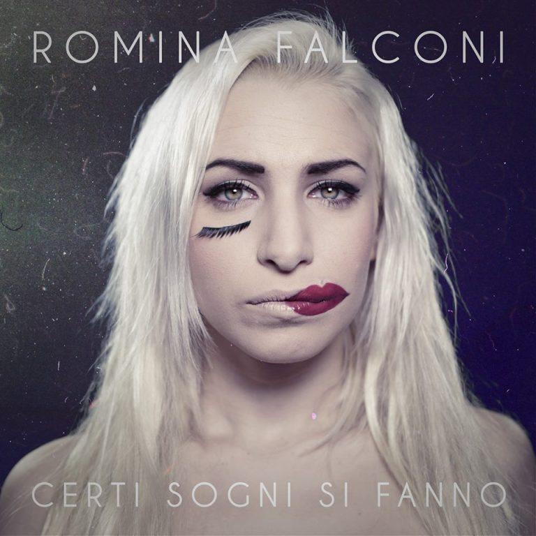 romina falconi certi sogni si fanno cover copertina